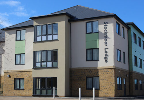 Stockmoor Lodge Care Home