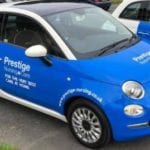 one of the cars from the prestige two carers in a car scheme
