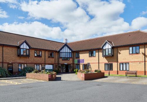 Hawthorns Care Centre