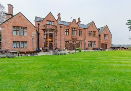 Caldy Manor Care Home
