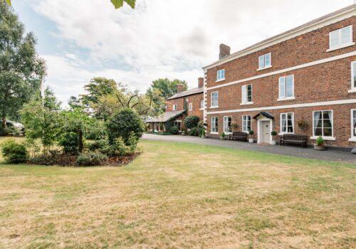 Iddenshall Hall Care Home