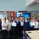 Dementia Friends School Visit