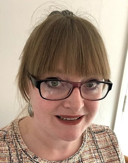 Erin langley, new manager of park road care home