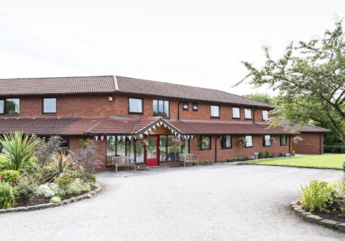 Sherwood Lodge Care Home