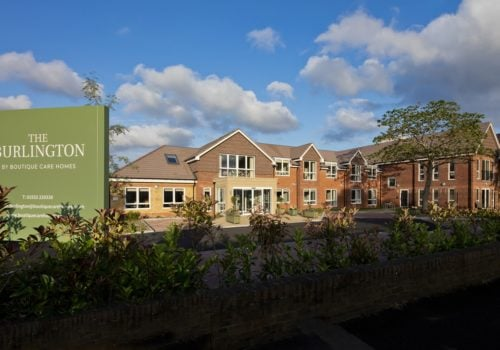 The Burlington Care Home