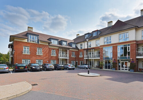 Coombe Hill Manor Care Home