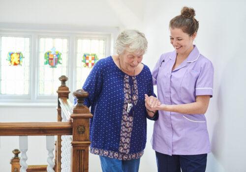 Home visit nurse