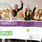 trinity homecare team
