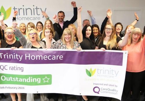 trinity homecare team