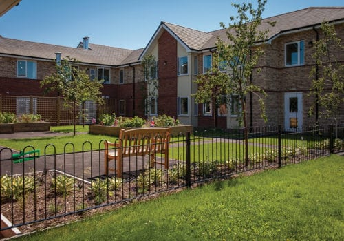 Waterside House Care Home