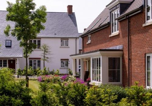 Gifford Lea Inspire Retirement Village in Cheshire,