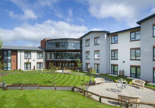 Chawley Grove Care Home