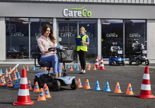 CareCo – The UK Discount Mobility Aids Shop