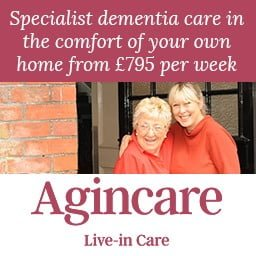 live in care dementia 10323