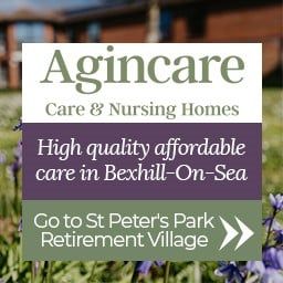 agincare east sussex advert