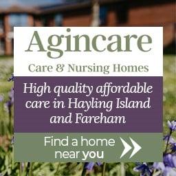 agincare hampshire ad
