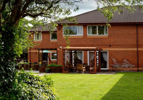 the vale care home