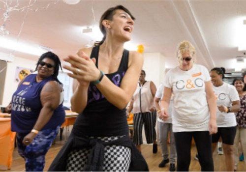 C&C Fitness Festival Aerobics Class