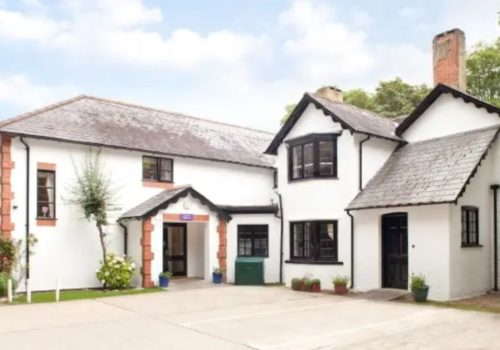 Fleetwood Lodge Care home