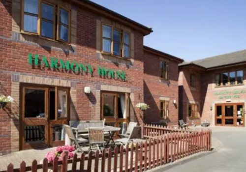 harmony house care home