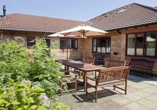 Ladyfield House care home