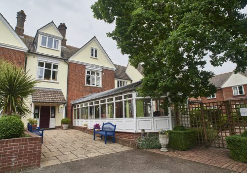 Nayland House Care Home