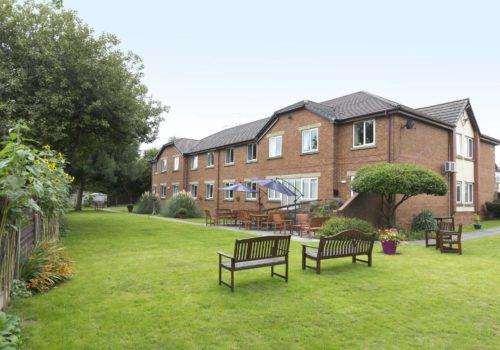 Chanters Care Home Manchester