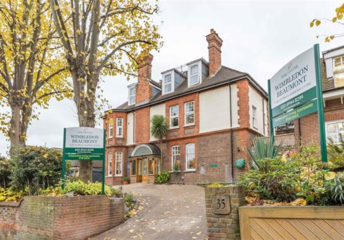 Wimbledon Beaumonth Care Home