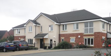 The Rhallt Care Home