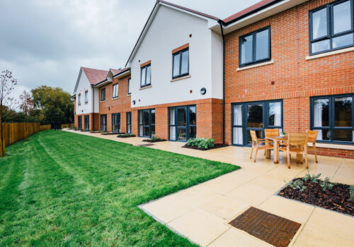 Mortain Place Care home