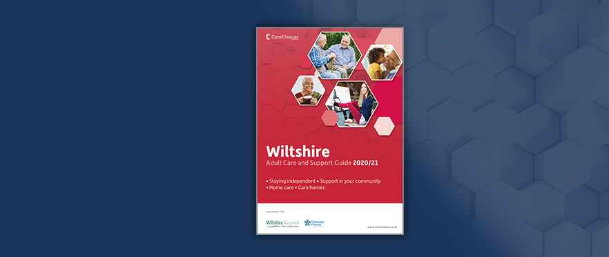 Wiltshire Adult Care and Support Guide