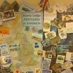 Postcards of Kindness at Acacia Lodge