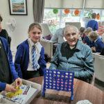 Lostock Lodge intergenerational project