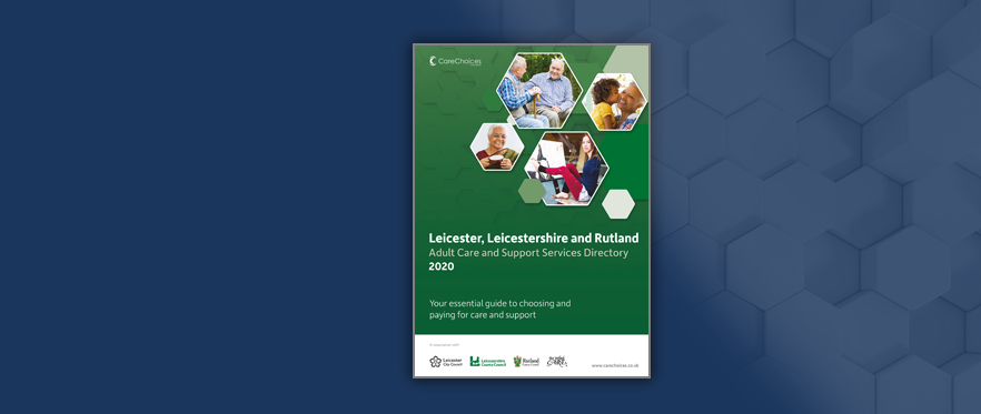 Leicester, Leicestershire & Rutland Adult Care and Support Services Directory