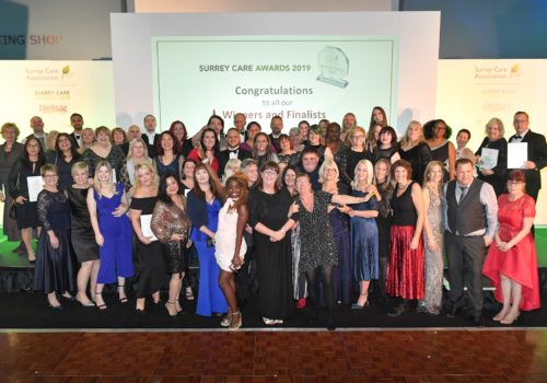 Surrey Care Awards 2019 Winners