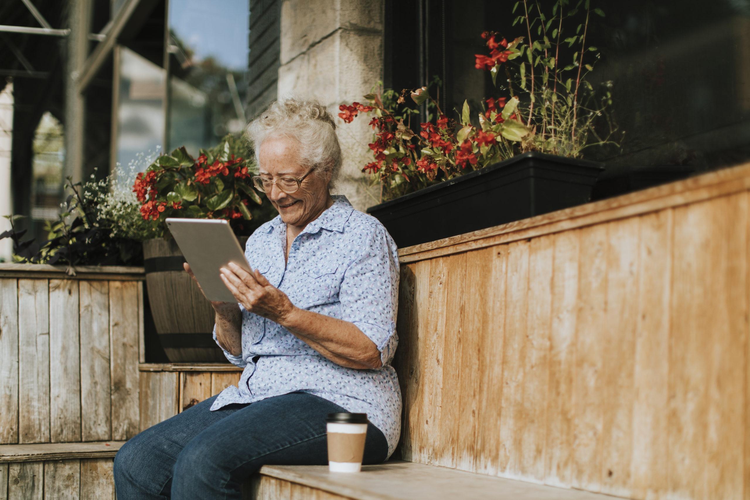 digital skills for older people