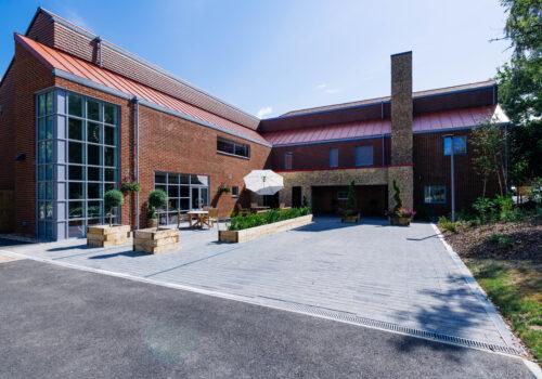 Denmead Grange Barchester Healthcare