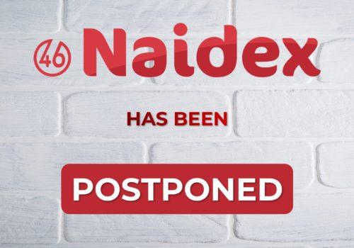 naidex 2020 rescheduled