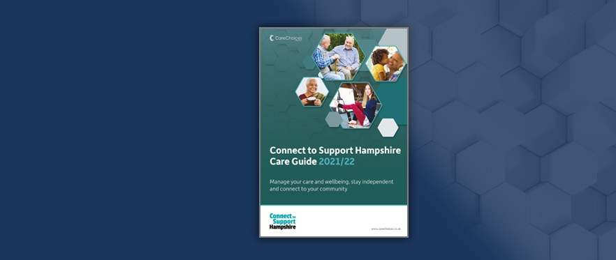 Connect to Support Hampshire Care Guide 2020/21