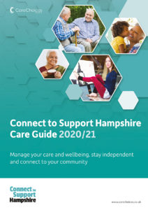 Connect to Support Hampshire Care Guide 2020/21 FC