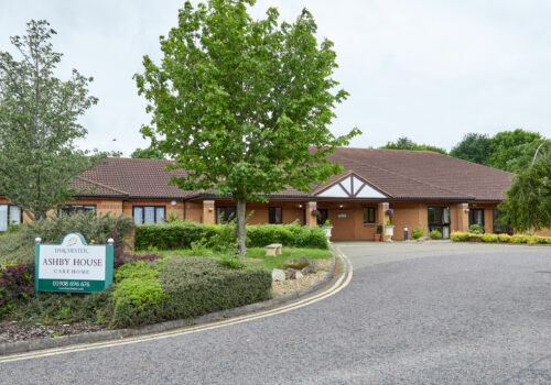 Ashby House Care Home