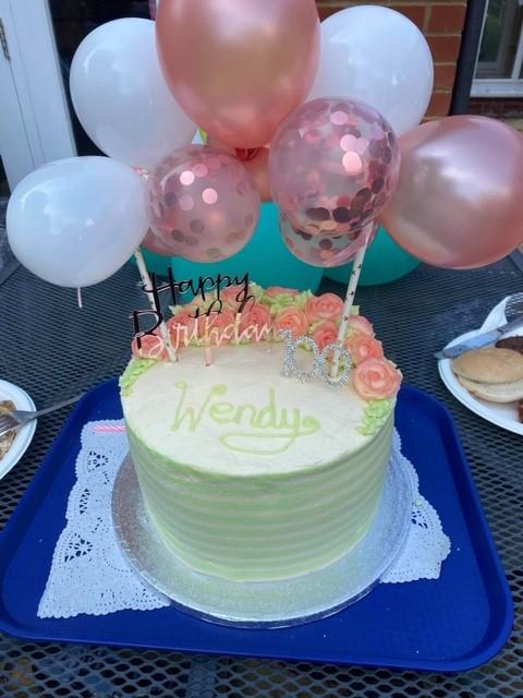 wendy celebrate 100 years