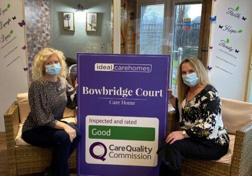 Bowbridge Court management and new rating