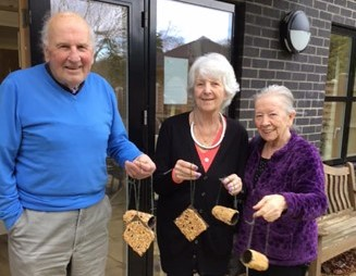 Riverdale residents Lifestyle Pioneers