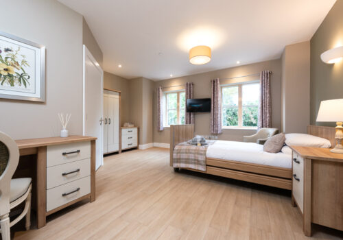 Chestnut Manor Care Home