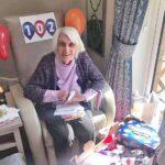 Marion celebrates her 102nd birthday