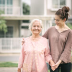 walking and dementia