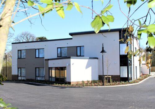 Potters Grange Care Home