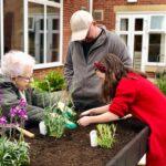 Foxholes Gardening club