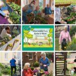 Lilian Faithful's Garden in Bloom project
